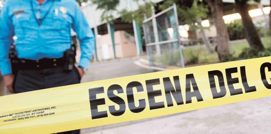 Hasta la fecha, se han reportado 633 asesinatos en Puerto Rico. (Archivo / GFR Media) (horizontal-x3)