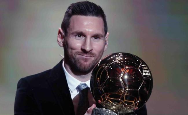 Lionel Messi Conquista Su Sexto Balón De Oro Como El Mejor