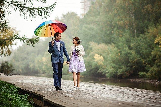 Hochzeitsfotos im Regen SchlechtWetterTipps  recorders