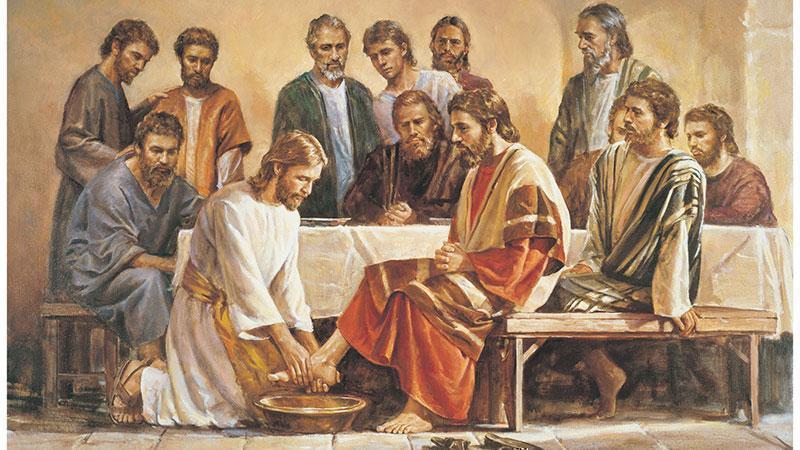 https://i0.wp.com/rec.or.id/images/article/JesusWashingTheApostlesFeet-full.jpg Jika murid-murid Tuhan Yesus tidak terpelajar tetapi bisa dipakai oleh Allah, mengapa hamba Tuhan sepenuh waktu perlu sekolah di seminari?