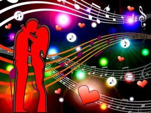Músicas de amor e paixão