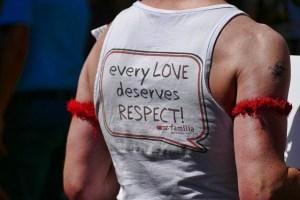 todo amor merece respeito
