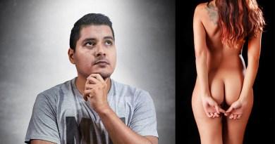 Nudez assexualidade homossexualidade e confusão para a capa