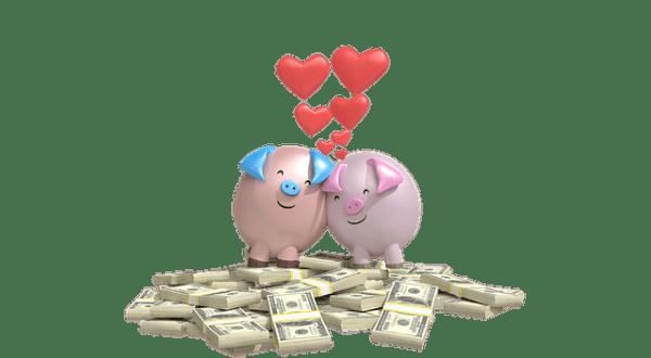 Como conciliar amor e dinheiro na sua relação amorosa