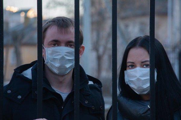 Homens e mulheres inseguros diante da pandemia