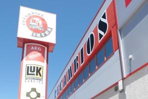 marcas de recambios en Lugo Infra SL