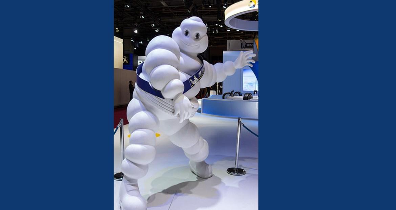 El muñeco Michelin sigue siendo uno de los símbolos comerciales mas conocidos del mundo1920