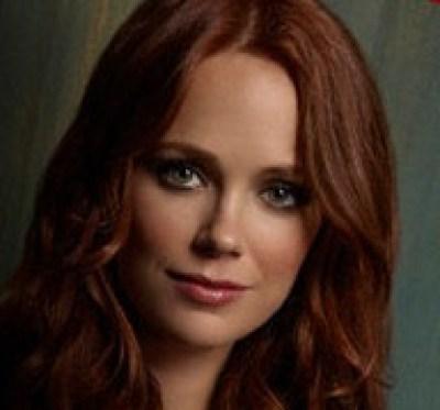 Katia Winter as Katrina Crane on Fox  TV's Sleepy Hollow