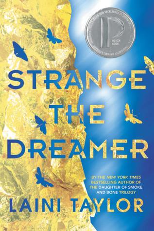 strange the dreamer cover