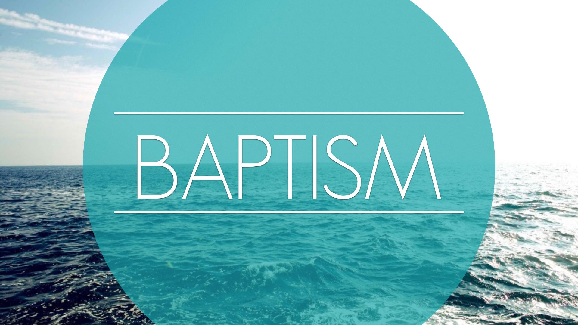 Baptism Recast Church