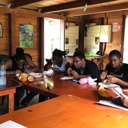 étudiants IUT - formation Sarah - Grivelière - oct. 2017