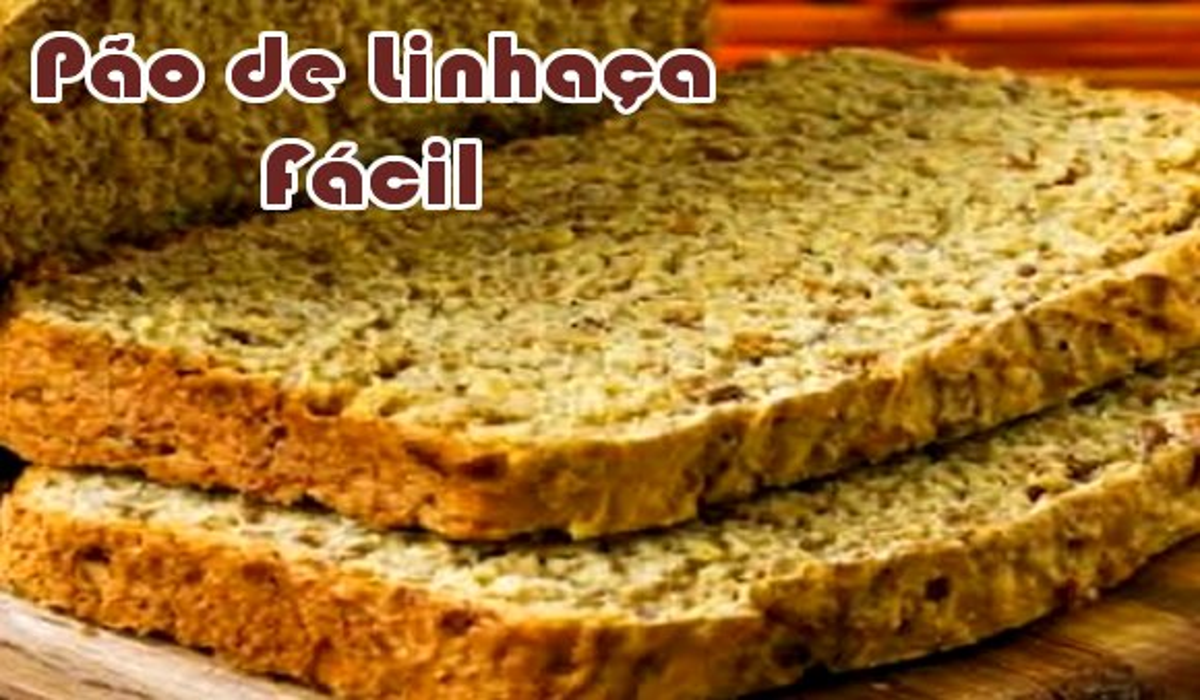 Resultado de imagem para imagens de pão de linhaça