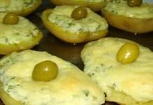 Receita de Barquetes de Batatas Recheadas