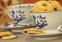Receita de Biscoitos Amanteigados de Limão