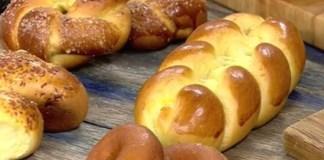 Receita de Pão Doce de Padaria