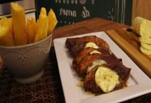 Receita de Picanha na Manteiga com Mandioca