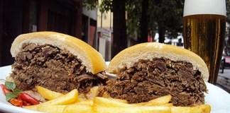 Receita de Sanduíche de Carne Louca