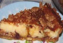 Receita de Torta de Chocolate Snickers