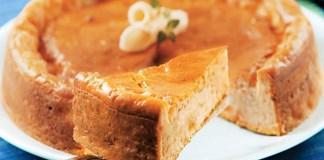 Receita de Torta de abóbora no liquidificador