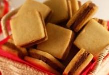Receita de Biscoitos tipo Passatempo
