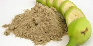Receita de Farinha de Banana Verde