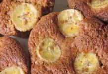 Receita de Muffins de Banana