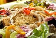 Receita de Salada Tunisiana