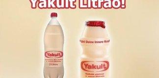 Como Fazer Litro de Yakult Caseiro
