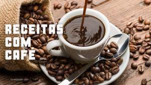 Receitas da TV com café