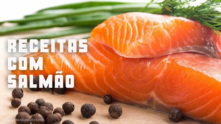 Passo a passo para fazer os bifinhos de salmão