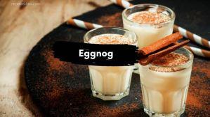 Receitas da TV de Eggnog