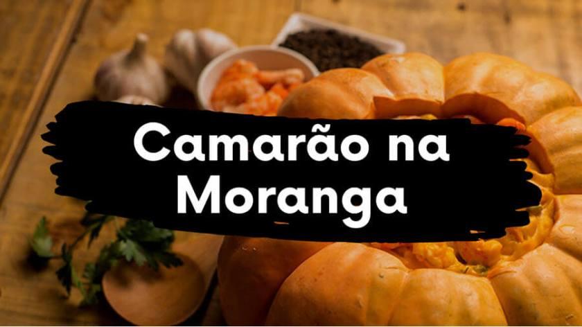 Camarão na Moranga