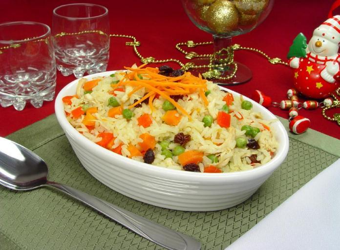 arroz a grega com pimenta