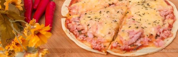 Crepioca Pizza