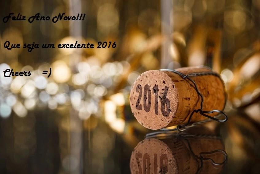 Menu de Ano Novo 2015-2016