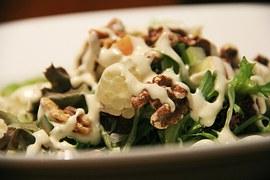 Receita para molho de salada