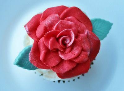 Receita de Cupcakes e Modelo Criativo