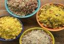 Farofas super fáceis – 4 receitas especiais – Saborosas