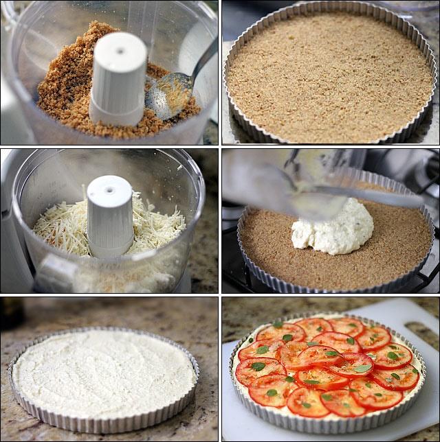 cheesecake salgado