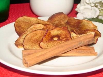 Maçã Caramelada no Forno Elétrico