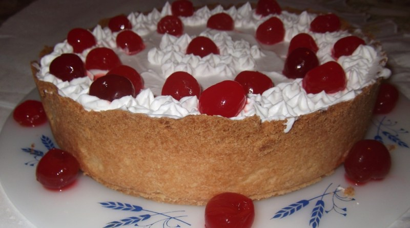 Torta de cereja