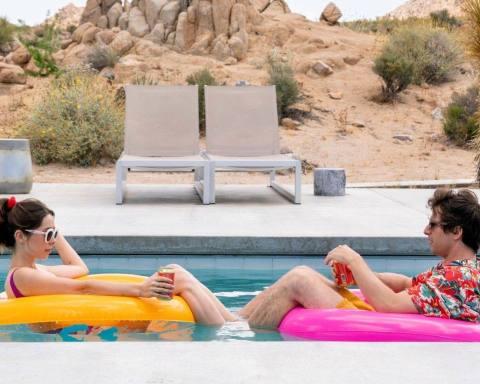 Palm Springs recensione film