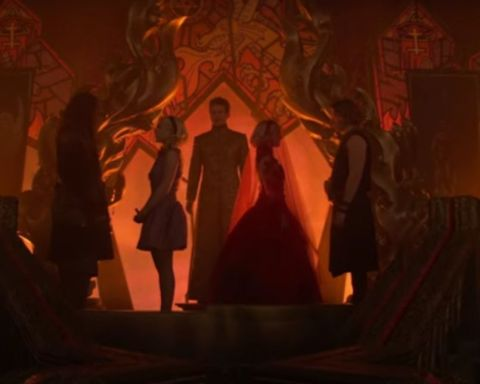Chilling Adventures Of Sabrina 2x10 recensione