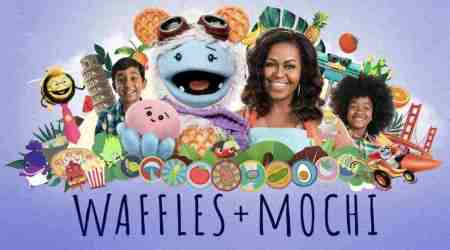 Waffles + Mochi recensione