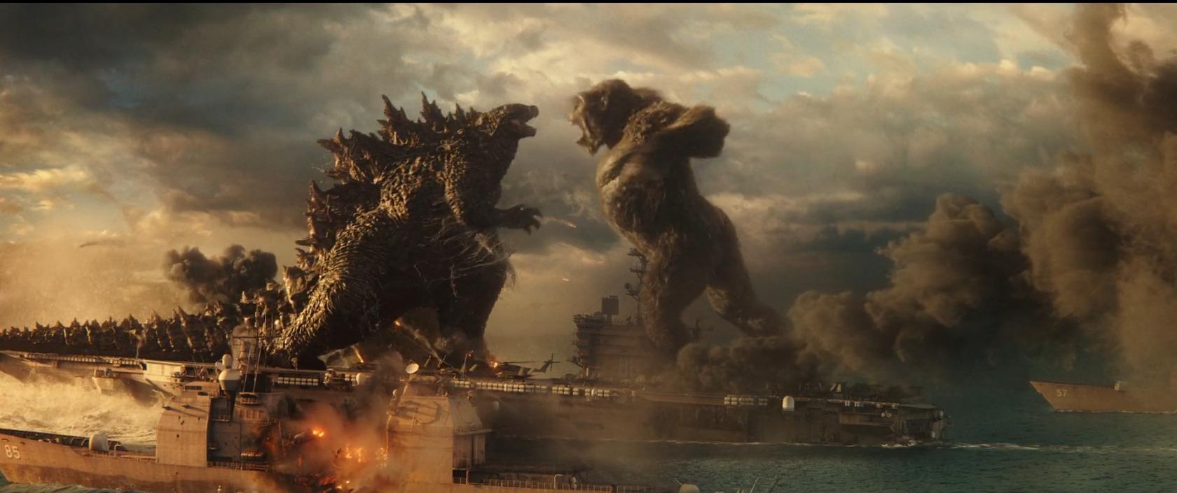 Recensione Godzilla vs Kong film Monsterverse