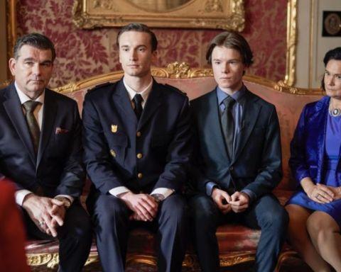 Recensione Young Royals 1x01