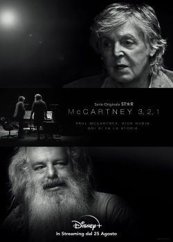 McCartney 3 2 1 Recensione Docuseries