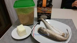 preparazione risotto