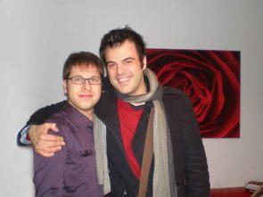 Emilio Munda e Francesco Renga