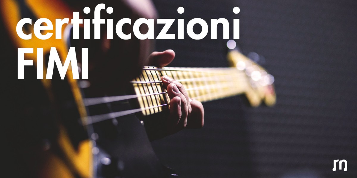 Certificazioni FIMI, settimana 7 del 2018: Giorgia e Marco Mengoni platino